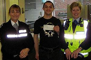 Police staff raise funds for disability day centre - Get ...
