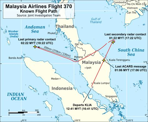3 bureau report file mh370 flight path with labels png wikimedia