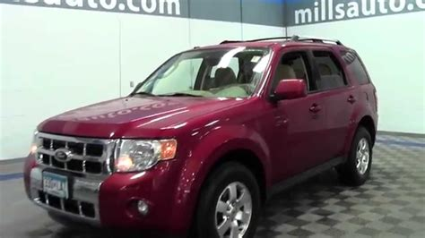 ford escape wd limited ua youtube