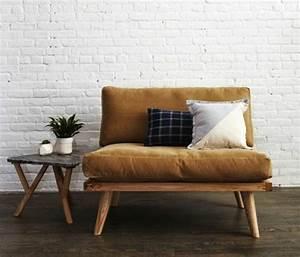Couch Skandinavisches Design : 40 skandinavische m bel im landhausstil mit modernen akzenten ~ Michelbontemps.com Haus und Dekorationen