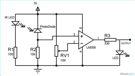 Diy Sensor Module Circuit Diagram