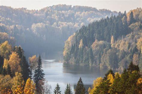 25 ļoti, ļoti, ļoti skaistas bildes no Latvijas rudens ...