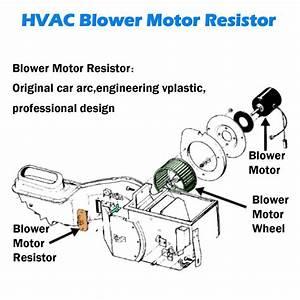 Autex Manual Hvac Blower Motor Resistor Ru746 8713804050
