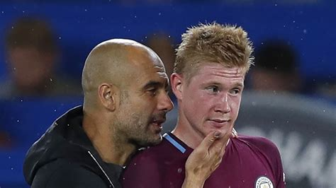 Man City manager Pep Guardiola says Kevin De Bruyne 'can ...