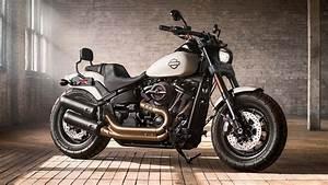 2018 Harley Davidson Softail Fat Bob Wallpapers