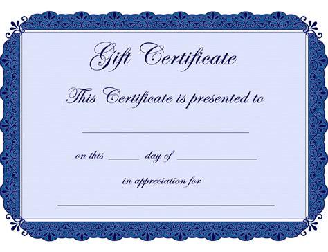gift certificate clip art clipartsco