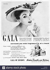 1950s full page advertisement in women's fashion magazine ...