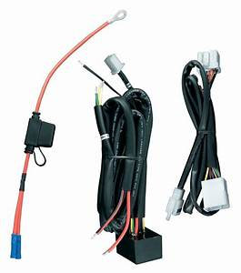 Plug And Play Trailer Wiring Harness For Harley Davidson