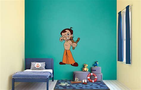 Kid's Room Wall Painting Design Ideas-kids World Décor