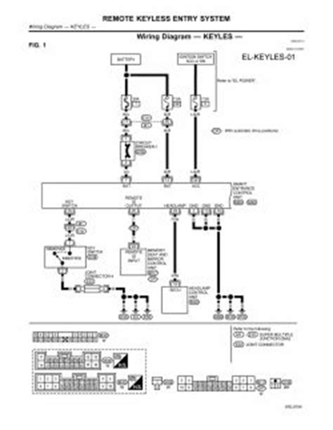Repair Guides Electrical System Remote Keyless