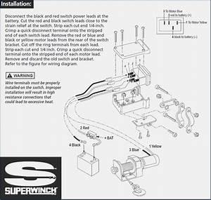 Superwinch Atv 2000 Wiring Diagram  U2013 Vivresaville Com