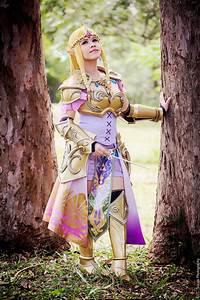 Queen Zelda from Hyrule Warriors by LayzeMichelle on ...