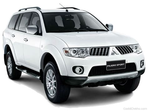 pajero sport mitsubishi mitsubishi pajero sport perfect suv car car pictures