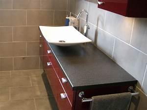 Plan De Travail Salle De Bain : plans de toilette pour votre salle de bain gammes de ~ Premium-room.com Idées de Décoration