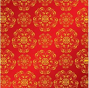 Chinese style background vector Free vector in ...
