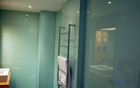 Splashback Panels For Showers by Bathroom Glass Splashbacks