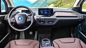 New BMW i3s Sport INTERIOR Options BMW i3 Interior 2017