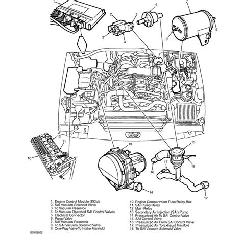 Discovery Engine Diagram by 2000 Disco Ii Starting Idling Problems Page 2