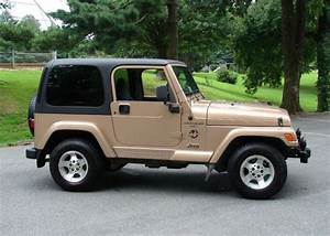 Find Used 1999 Jeep Wrangler Sahara In Silver Spring