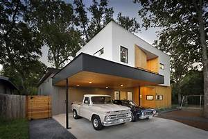 Una Casa Moderna En Forma De U Dise U00f1ada En Torno A  U00e1rboles
