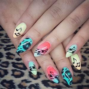 20 note nail designs ideas design trends