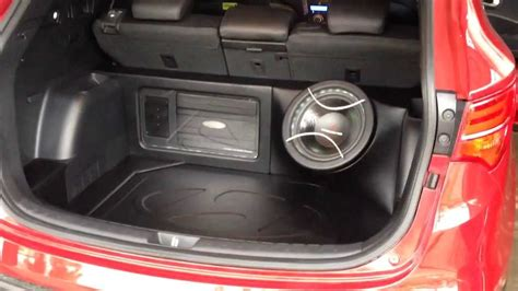 audio mobil santa fe   crescendo innovation car audio jakarta youtube