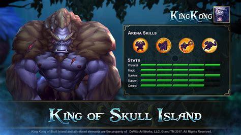 moba legends kong skull island skachat  na android