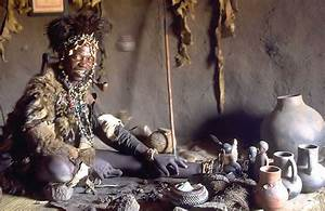 Traditional African Medicine and its Role in Healing in a ...