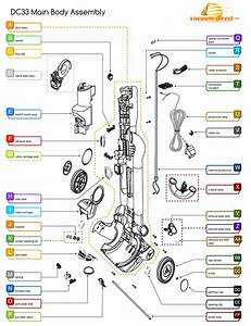 Rug Doctor Mighty Pro X3 Parts Diagram