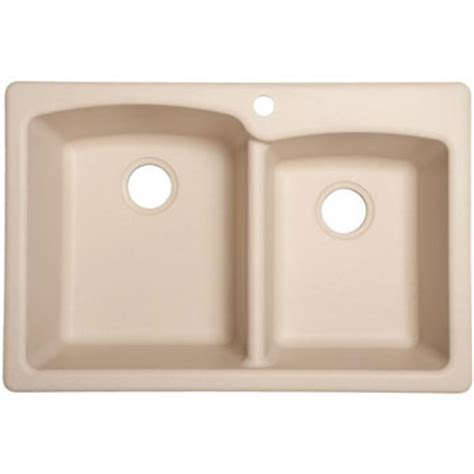 franke sink home depot franke eoch33229 1 bowl composite kitchen sink