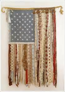 Flag Ribbon Vintage