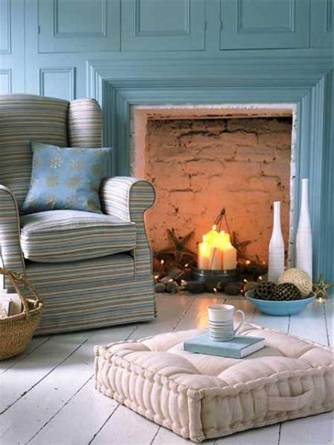 adorable fireplace candle displays   interior