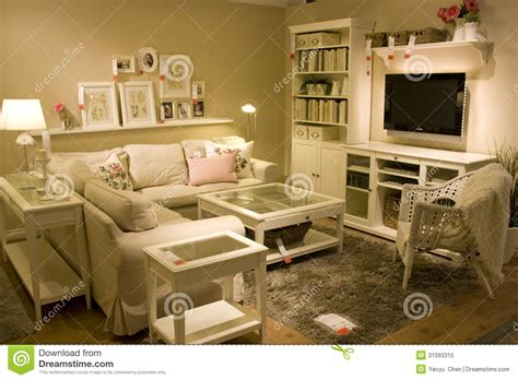 Living Room Furniture Store Editorial Image