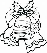 Coloring Pages Pepper Bells Jingle Bell Christmas Getcolorings Plant Printable sketch template