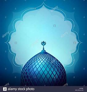 Islamic, Design, Banner, Background, Template, Stock, Vector