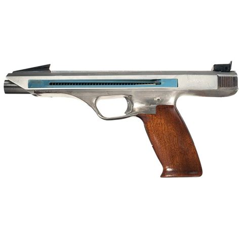 "Unique Colt Experimental Prototype 22 Caliber ""space Age"
