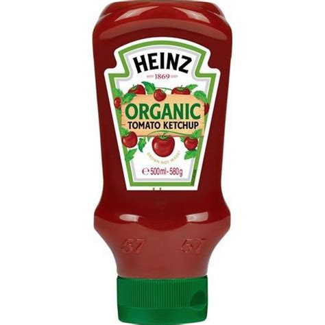 Heinz Organic Tomato Ketchup • See Lowest Price (2 Stores)
