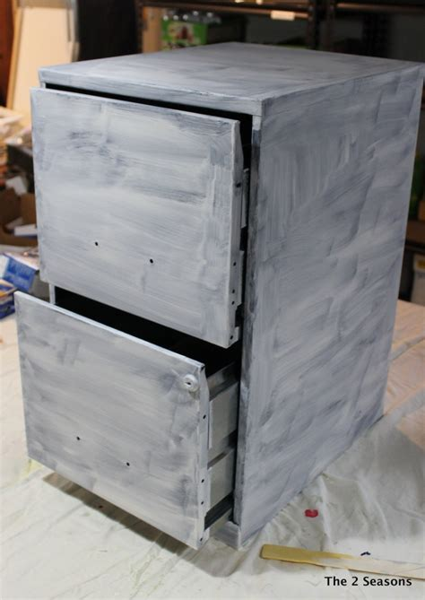 how to paint metal file cabinet how to update a file cabinet
