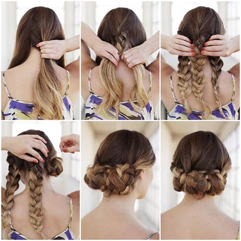 trendy and easy diy hairstyles will give you a perfect look