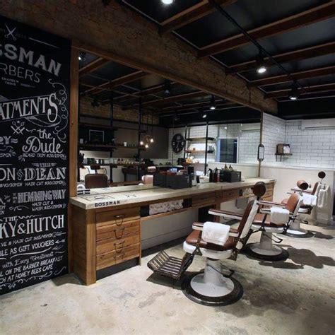 Home Decor Shop Design Ideas by Top 80 Best Barber Shop Design Ideas Manly Interior Decor