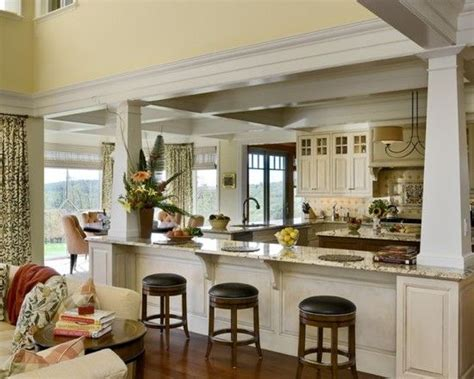 Traditional Kitchen Open Concept Kitchen Design, Pictures ...