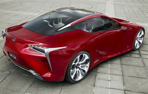 lexus lf 2013 lexus lf lc coupe a car review machinespider com