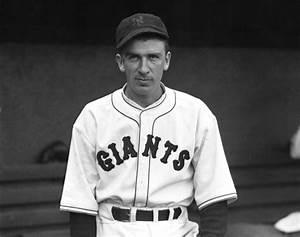 Carl Hubbell 1933 Photos Vintage Baseball Spring