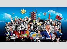 Filtrada Nueva Tapa The Economist – Wolrd 2016