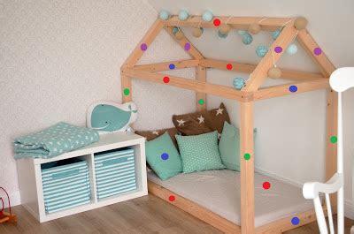 kinderzimmer selber bauen kinderbett selber bauen detaillierte bauanleitung kuschelhaus deko hus