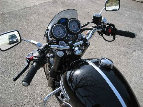 Modified Bikes Hyd by Norman Hyde Quot M Quot Motorcycle Handlebars