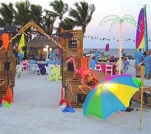 beach party decorations   Beach Party   Pinterest   Luau ...