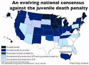 An evolving national consensus against the juvenile death ...