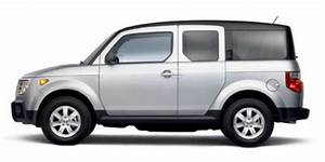 03 Honda Element Service Manual
