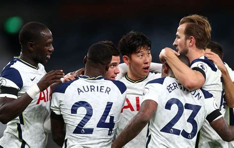 Tottenham Hotspur 2-0 Manchester City: Player Ratings as ...